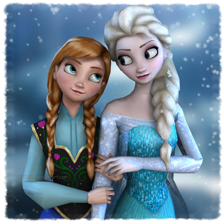 Frozen Sisters Image