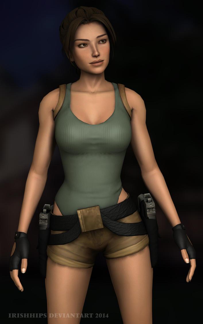 Tomb Raider 4 Remake: Lara Croft by Irishhips
