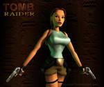Tomb Raider Classic: The Original Cover