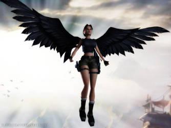 Tomb Raider: The Angel Of Darkness by Irishhips