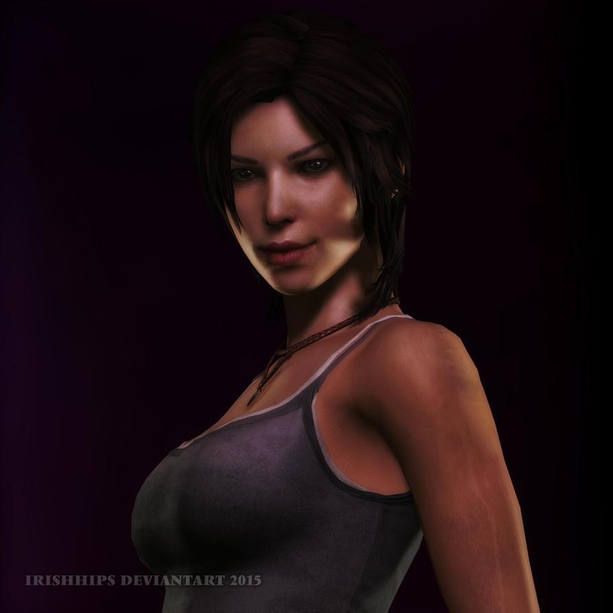 Tomb Raider Reboot: Lara Croft by Irishhips