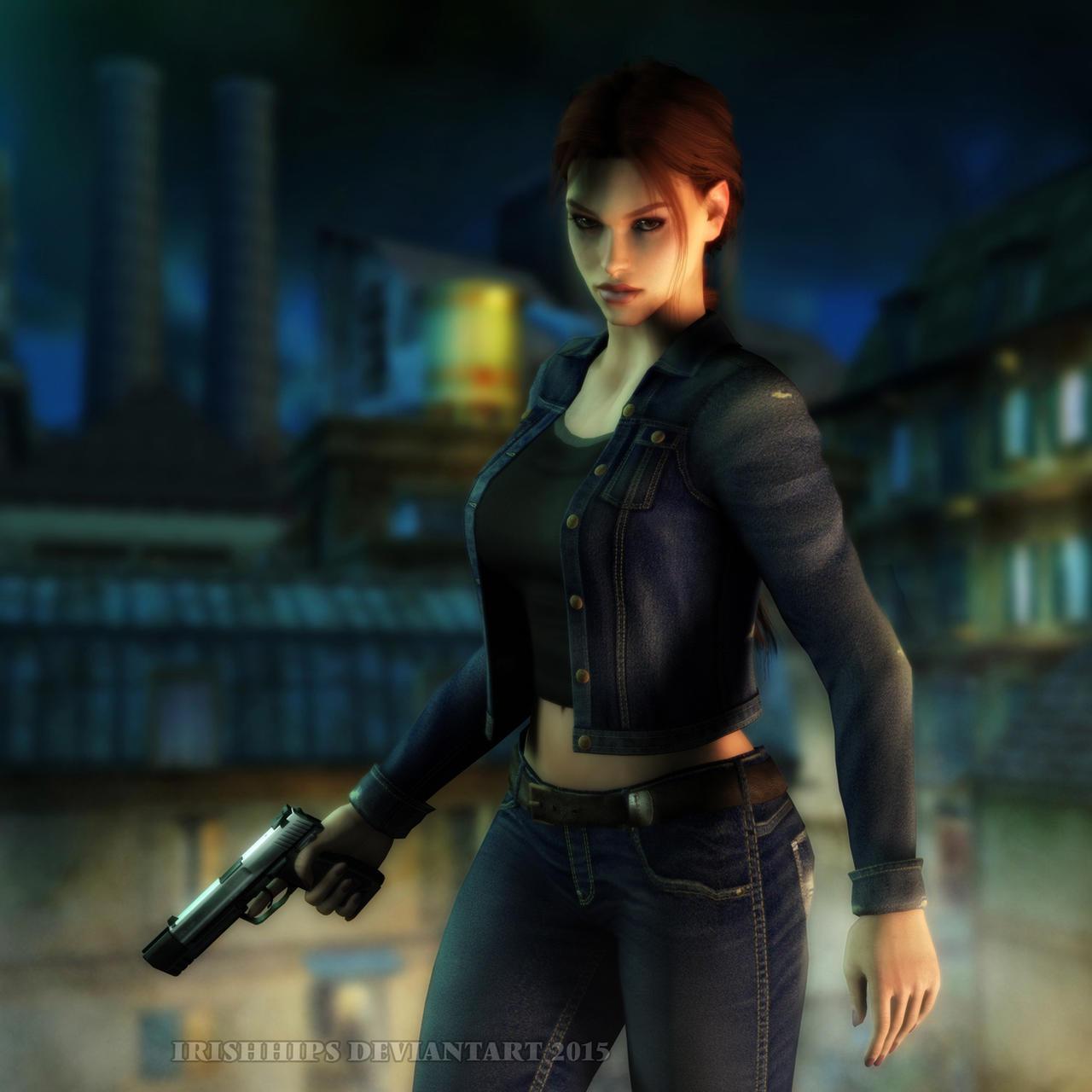 Tomb Rider Wallpaper: Tomb Raider: Angel Of Darkness