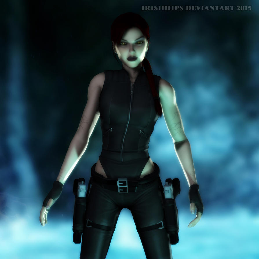 Tomb Rider Wallpaper: Tomb Raider Underworld: Doppelganger By Irishhips On