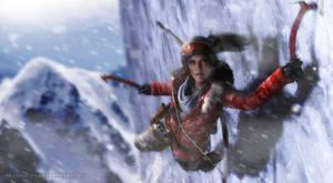 Rise Of The Tomb Raider by Irishhips