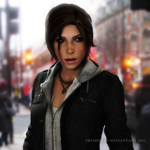 Rise Of The Tomb Raider: In The City