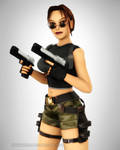 Tomb Raider: Angel Of Darkness - Lara Croft
