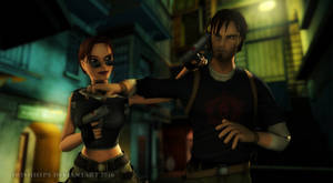 Tomb Raider: Angel Of Darkness - Your Move