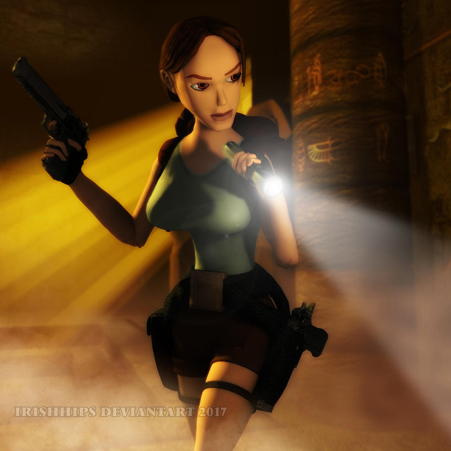 3d Tomb Raider Wallpaper: Tomb Raider Classic: The Last Revelation By Irishhips On