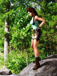 Tomb Raider: A Curious Lara