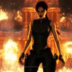 Tomb Raider Underworld: Darkness Will Burn