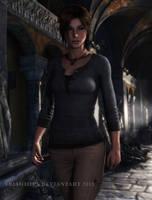 Tomb Raider: Reflections by Irishhips
