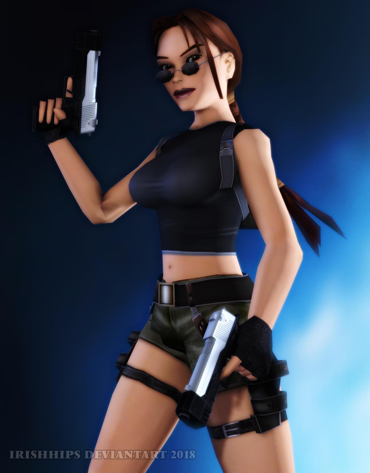 Tomb Raider: Angel Of Darkness - Happy 15th Years! by Irishhips