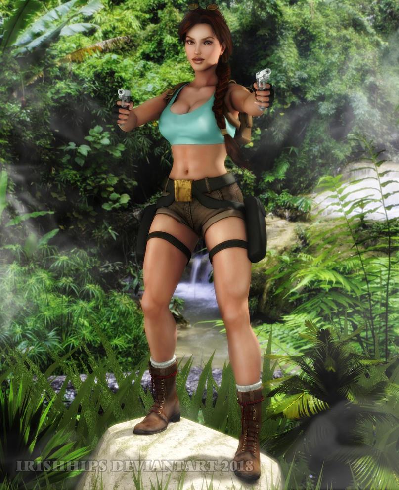 Tomb Raider: Got Ya!!! by Irishhips