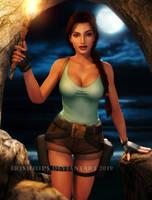 Tomb Raider: Light The Way by Irishhips