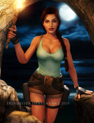 Tomb Raider: Light The Way by Irishhips