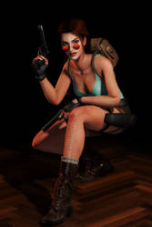 Tomb Raider: Hope In Darkness