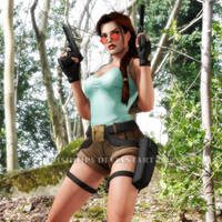 Tomb Raider: One With Nature