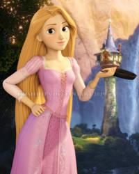 Tangled: Rapunzel