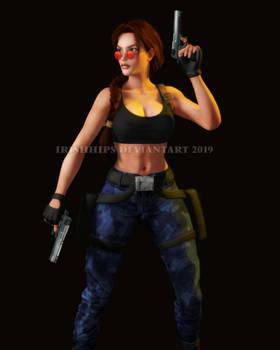 Tomb Raider: Nevada Time!