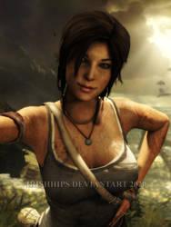 Tomb Raider 2013: Selfie Time!