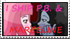I SHIP MARCELINE AND P.B. by Queen-Of-Cute