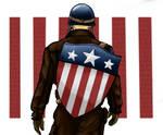 Captain America: I Stand