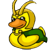 Free Loki Duck Icon by Queen-Of-Cute