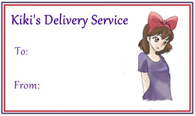 Kiki`s Delivery Service by Queen-Of-Cute