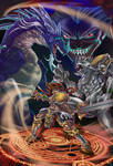 The Beast Legion by Rin-Shiba