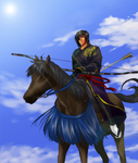 Date Masamune - For Jayne