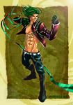 Jorgesuke - Avator Character
