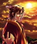 Take My Hand - Okita Souji