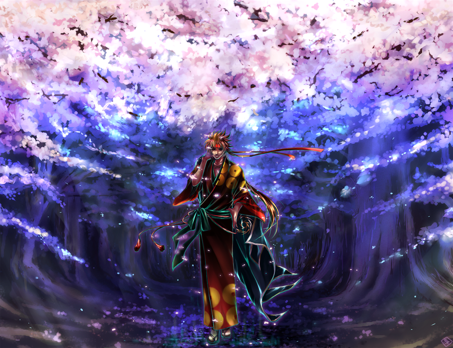 Sanada Yukimura - Basara by Rin-Shiba