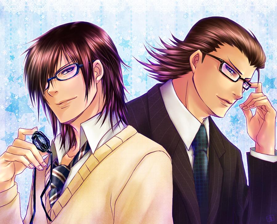 - Date-Megane - Date Masamune by Rin-Shiba