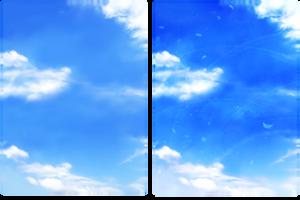 Sky stock 2 - free by Rin-Shiba