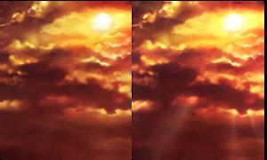 FREE - Sunset Background image 4