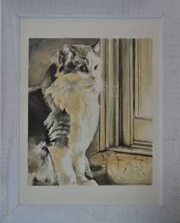 Lorna_cat by BlackPinkOrBlue