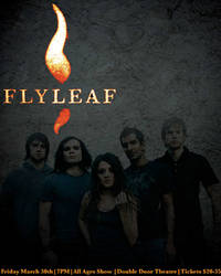 flyleaf flyer by red-handed