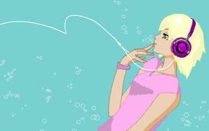 Singing music_self by KekoKasane