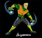 Aquaman Redesign