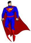 New 52 DCAU Superman