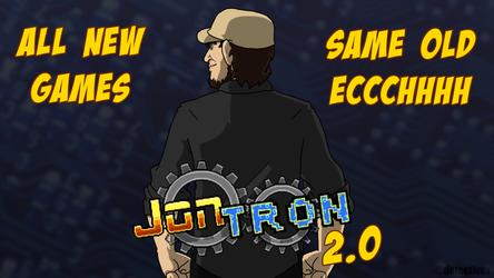 JonTron 2.0 by DetectiveX