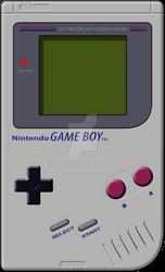 Game Boy Vector