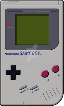 Game Boy Vector