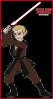 Dark Jedi Padawan by DetectiveX