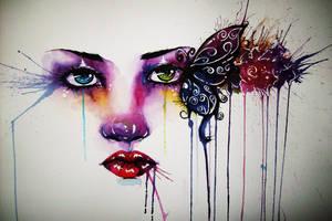 Iris and Eye by naanan