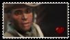 Preston Garvey stamp by wendiqopsychosis