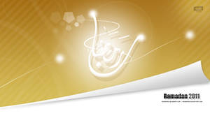 Ramadan 2011 - 2nd Wallpaper