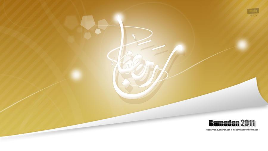 Ramadan 2011 - 2nd Wallpaper by MidoSpace