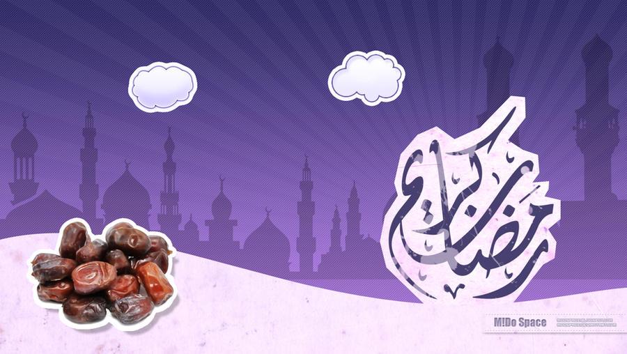 أجمل خلفيات شهر رمضان المبارك 2014 بجودة HD حصريا على منتديات إبداع Ramadan_2011___3rd_wallpaper_by_midospace-d47m05i